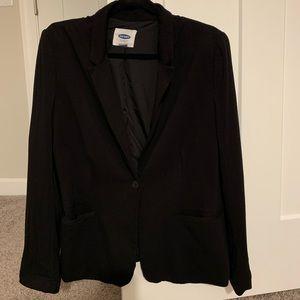 Old Navy Jersey Blazer